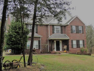 Spring Hill Single Family Home For Sale: 2994 Crafton Rd