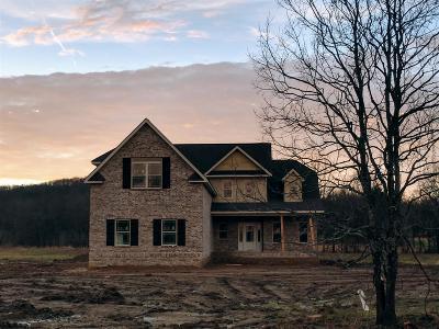 Lebanon Single Family Home For Sale: 3680 Old Murfreesboro Rd. W.