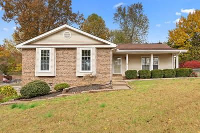 Clarksville Single Family Home For Sale: 905 Hunter Ln