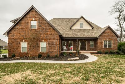 Gallatin Single Family Home For Sale: 144 Sideview Road