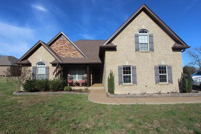 Lebanon Single Family Home For Sale: 207 Hickory Pointe Dr