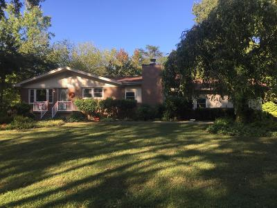 Christian County Single Family Home For Sale: 116 N Sunset Circle