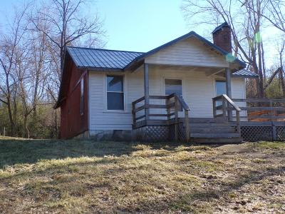 Centerville TN Single Family Home Under Contract - Not Showing: $21,900