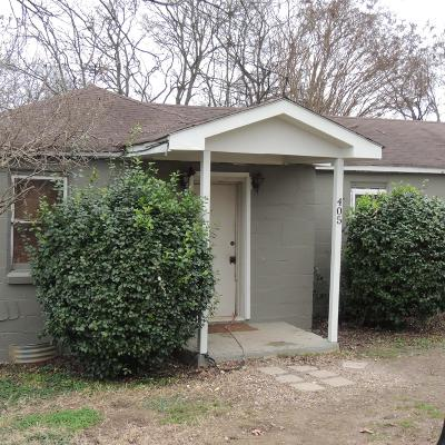 Old Hickory Single Family Home Under Contract - Showing: 405 28th St