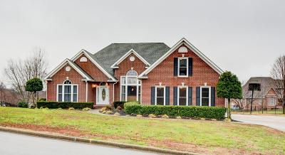 Clarksville Single Family Home For Sale: 2851 Carriage Way