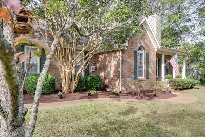 Single Family Home For Sale: 309 Patterson Dr