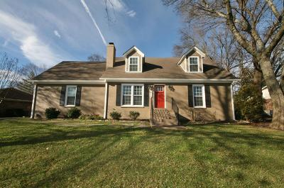 Single Family Home Under Contract - Not Showing: 2113 Ravenwood Dr