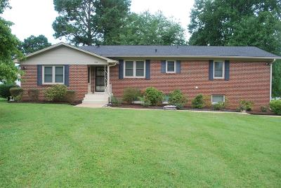 Columbia  Single Family Home Active Under Contract: 1523 Williamsport Pike