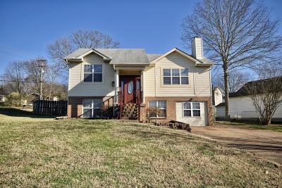 Hermitage Single Family Home For Sale: 1001 Jacksons Valley Rd