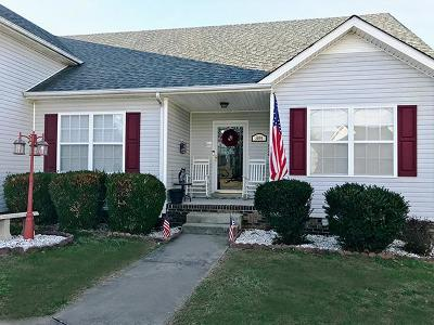 Clarksville Single Family Home For Sale: 3844 Aly Sheba Dr