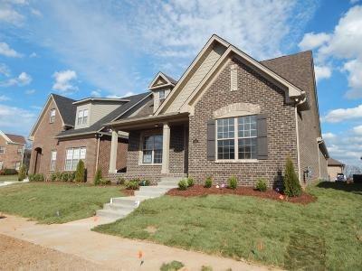 Gallatin Single Family Home For Sale: 1064 Ambling Way Lot 162