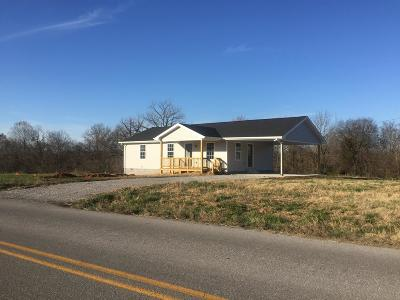 Christian County Single Family Home For Sale: 11384 Julien Rd