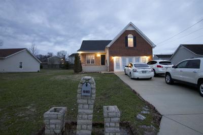Lavergne Single Family Home For Sale: 1516 Waxman Dr