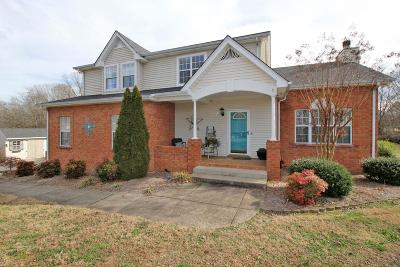 Robertson County Single Family Home Under Contract - Showing: 1150 Adam Dr
