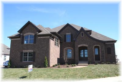 Gallatin Single Family Home For Sale: 1315 Barnsdale Pl - Lot 23