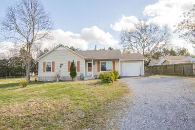 Lavergne Single Family Home Under Contract - Showing: 304 Kelsey Ct