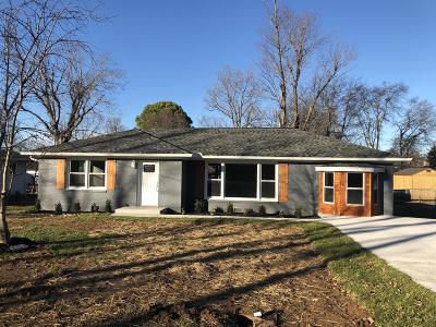 Gallatin Single Family Home For Sale: 804 Hearn St