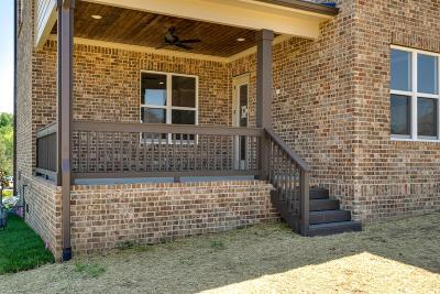 Thompsons Station Single Family Home For Sale: 3745 Ronstadt Road - Lot 5069