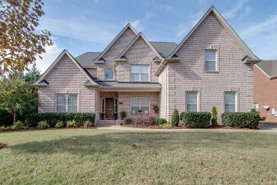 Single Family Home For Sale: 2809 Wright Haven Ct