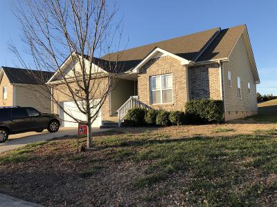 Clarksville Single Family Home For Sale: 3488 Oak Creek Dr