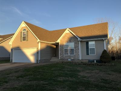 Clarksville Single Family Home For Sale: 3613 Aurora Dr