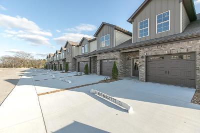 Murfreesboro Single Family Home For Sale: 2504 Lightbend Dr - Lot 2