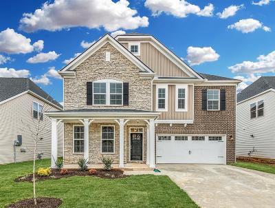 Murfreesboro Single Family Home For Sale: 3216 Calendula Way ( Lot 137)