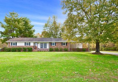 Marshall County Single Family Home For Sale: 1651 Caughran Rd.