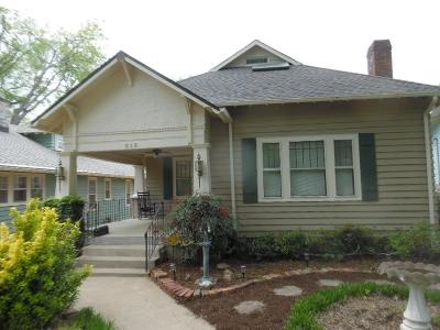 Nashville Single Family Home For Sale: 313 Greenway Ave