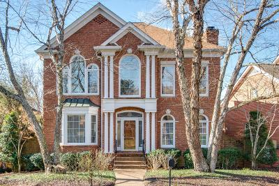 Nashville Single Family Home For Sale: 42 Green View