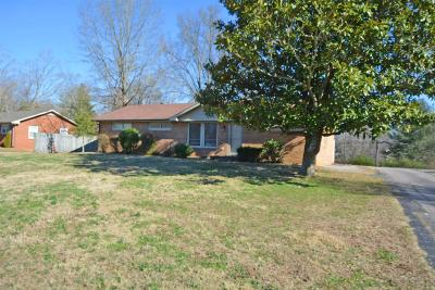 Montgomery County Single Family Home Under Contract - Not Showing: 1271 Hillwood Dr