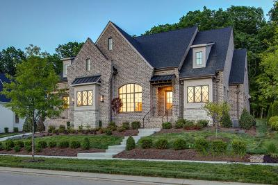 The Grove Single Family Home For Sale: 8524 Heirloom Blvd (Lot 7062)