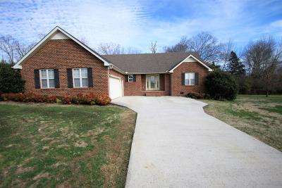 Single Family Home Under Contract - Not Showing: 126 Cumberland Oaks Dr