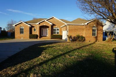 Clarksville Single Family Home For Sale: 717 Tylertown Rd