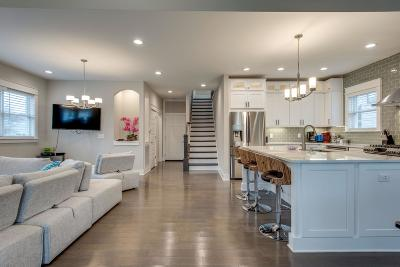 Nashville Single Family Home For Sale: 718 Shelby Ave