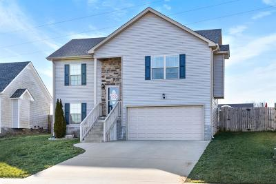 Clarksville Single Family Home For Sale: 2192 Trophy Trc