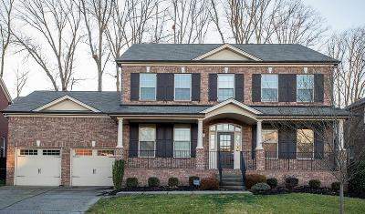 Mount Juliet Single Family Home Under Contract - Showing: 224 Sterling Woods Dr