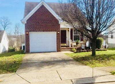 Lavergne Single Family Home For Sale: 3032 Ace Wintermeyer Dr