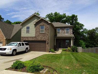 Clarksville Single Family Home For Sale: 2055 Bandera Drive