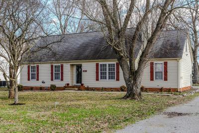 Murfreesboro Single Family Home For Sale: 153 Fox Ridge Dr