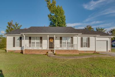Murfreesboro Single Family Home For Sale: 1819 Westerwald Dr