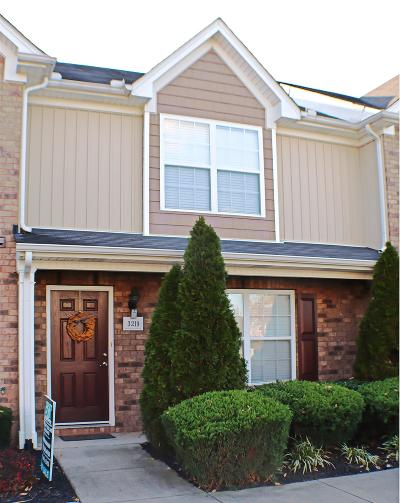 Condo/Townhouse Under Contract - Not Showing: 3219 Terrapin Ct