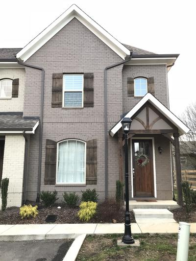 Condo/Townhouse For Sale: 527 Harpeth Park Drive
