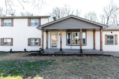 Hendersonville Single Family Home For Sale: 106 Colonial Dr