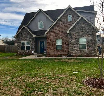 Christiana Single Family Home For Sale: 1117 Winding Branch Dr