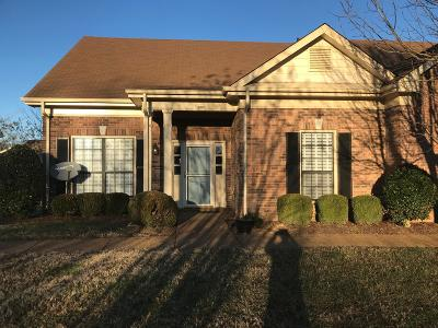 Condo/Townhouse For Sale: 8603 Sawyer Brown Rd
