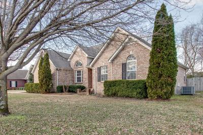 Single Family Home Under Contract - Not Showing: 2012 Isis Ct