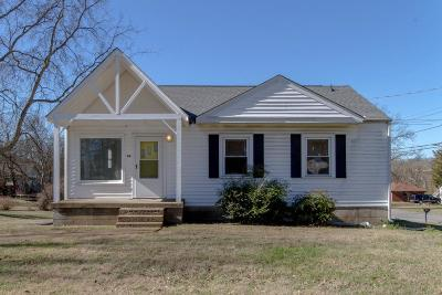 Nashville Multi Family Home Under Contract - Showing: 116 McGavock Pike
