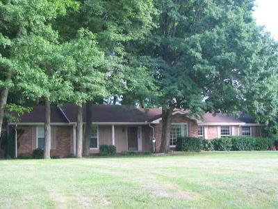 Sumner County Rental For Rent: 106 Woodvale Drive