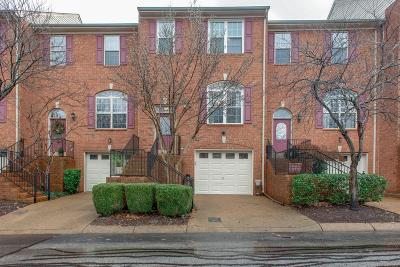 Brentwood Condo/Townhouse For Sale: 122 Carriage Court